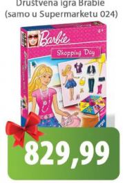 Društvena igra Barbie