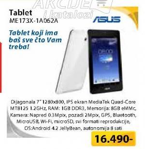 Tablet MemoPad ME173X-1A062A
