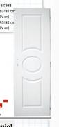 Vrata KMB elipsa nefarbana, štok 15cm