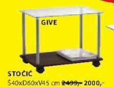 Stočić Give