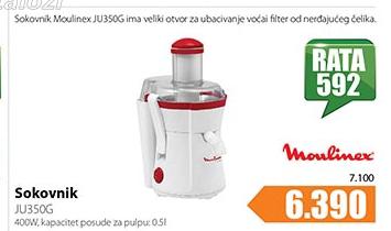 Sokovnik JU_350G