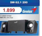 Zvučnici 2.1 SW-2.1 200