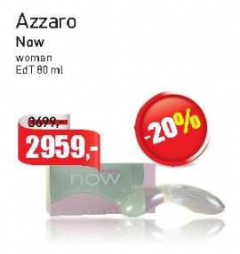 Ženski parfem Now Azzaro