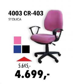 Stolica 4003 CR-403