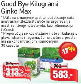 Good Bye Kilogrami kapsule