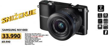 Fotoaparat NX1000