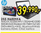 Laptop HP 255 (H6E09EA)