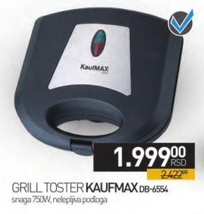 Grill toster Db-6554