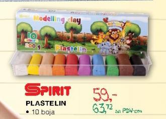 Plastelin Spirit