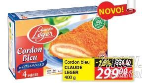 Smrznuti Cordon Bleu