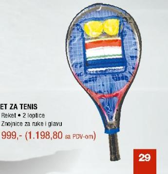 Set za tenis