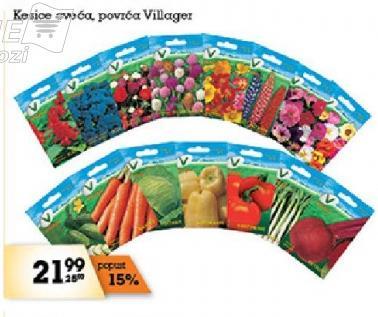 Seme Povrća