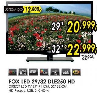 "Televizor LED 32"" 32 Dle250 Hd"