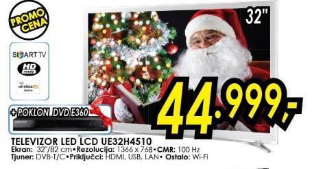 "Televizor LED 32"" Ue32h4510"