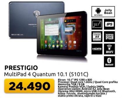 Tablet MultiPad 4 Quantum 10.1 5101C