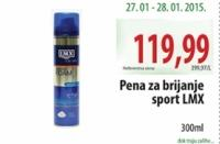 Pena za brijanje Blue