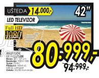 LED TV P42UT50E