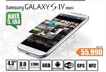 Mobilni Telefon GALAXY S IV mini