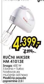 Ručni mikser hm 41013E