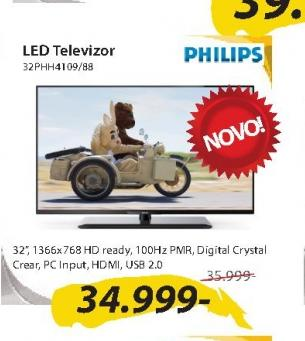 Televizor Led 32PHH4109/88
