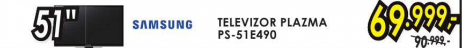 Televizor plazma PS-51E490
