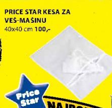Kesa za veš mašinu Price Star