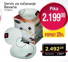 Servis za ručavanje Bavaria