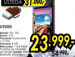 Mobilni telefon Ascend U9200