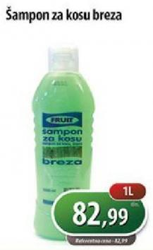 Šampon za kosu Breza
