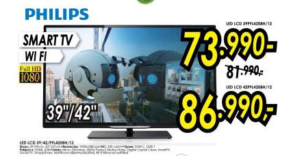 Televizor LED LCD 39PFL4208H/12