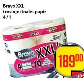 Toalet papir XXL