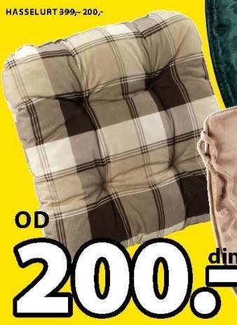 Jastuče za stolicu