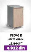 Kuhinjski element IN D40K