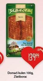 Kobasica kulen goveđi slajs