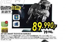 3D televizor LED LCD 46WL863G