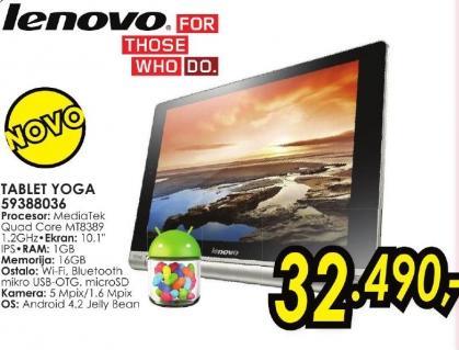 Tablet Yoga 59388036
