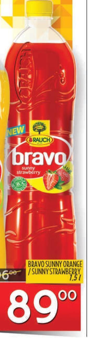 Sok Sunny strawberry