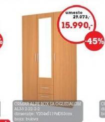 Ormar Alfa Box
