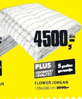 Jorgan Flower