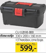 Kofer Za Alat Cu 02898-888