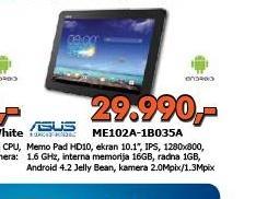 Tablet MeMO Pad 10 HD 10 ME102A-1B035A