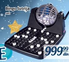Igračka bingo lutrija
