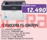 Laserski štampač Kyocera FS-1060DN