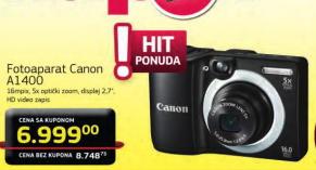 Fotoaparat A1400