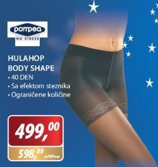 Hulahop Body Shape