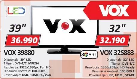 """Televizor LED 32"""" 32s883"""