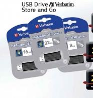 USB drive, Store and Go,8GB,Verbatim