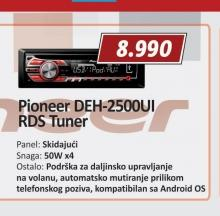 Autoradio DEH-2500UI