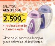 Epilator EPL5542