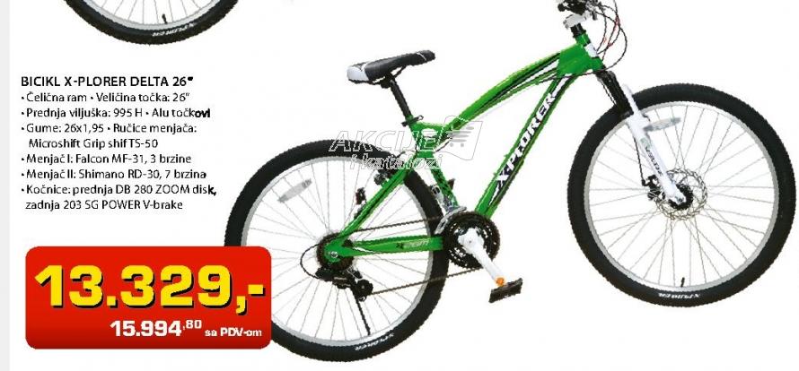 "Bicikl Delta 26"""